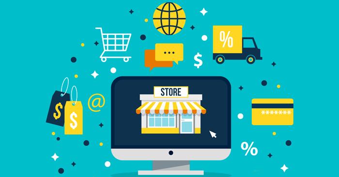 criar e-commerce