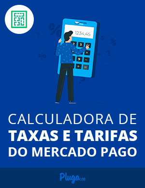 Calculadora de taxas do Mercado Pago