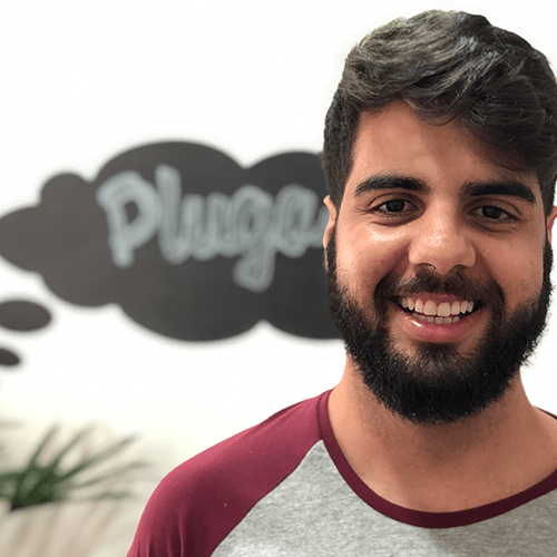 Diego Minone, Marketing @ Pluga